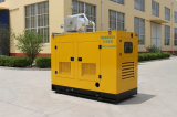 Green power silent Natural gas generator set 50KW