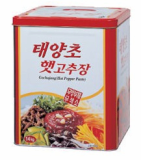 Taeyangcho pepper paste