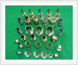 Oil Hydraulic Fittings (Staight Connectors)