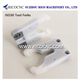 RICOCNC ISO30 Tool Grippers CNC Tool Forks for CNC Routers