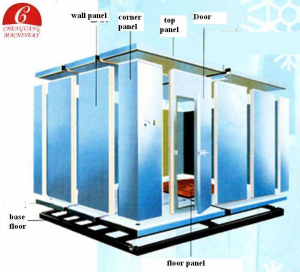 Insulation Panel Of Cold Room  sc 1 st  tradeKorea & Insulation Panel Of Cold Room from Shangyu Chenguang Machinery Ltd ...