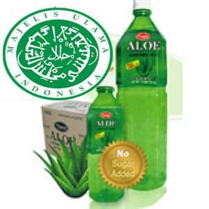 Korean Aloe Vera Juice Drink