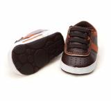 Dark Choco Casual Sneakers