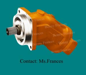 Rexroth A2fm Axial Piston Hydraulic Motor From Ningbo