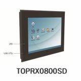 _M2I Corporation_ TOPRX0800SD_ HMI_ TOUCH PANEL_ QUAD_CORE