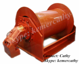 hoisting hydraulic winch manufacturer 1-60ton