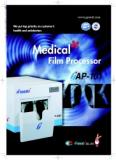 X-Ray Auto Film Processor (GAP-101, LCD Type)