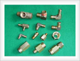 Oil Hydraulic Fittings (Brass Fittings)