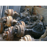 Used korean cars and spare parts (Used axel)