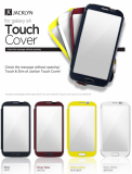 Touch Cover l Galaxy s4, note3