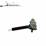 Christmas -x-mas- Merry P point hairpin