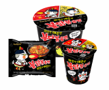 Samyang Spicy chicken fried noodle_ Fire chicken noodle_Rame