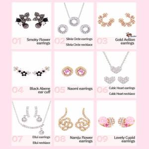 Korean Style Fashion Earrings From Showyou Jewelry Co B2b Marketplace Portal South Korea