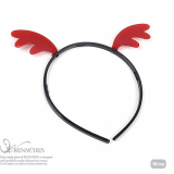Christmas -x-mas- Rudolf NS headband hairband
