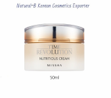 _Missha_ Korean Cosmetics Time Revolution Nutritious Cream