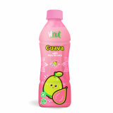 350ml Bottled Guava Juice with nata de coco