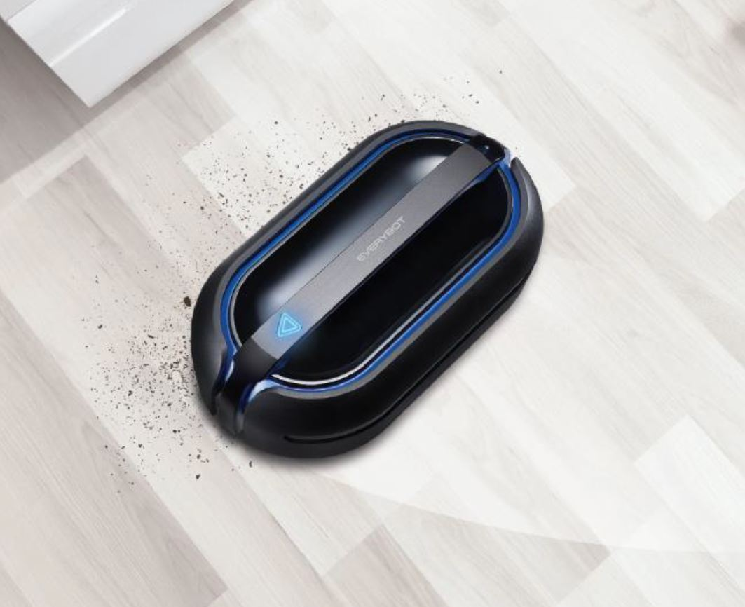 Floor mopping robot _EVERYBOT RS700_