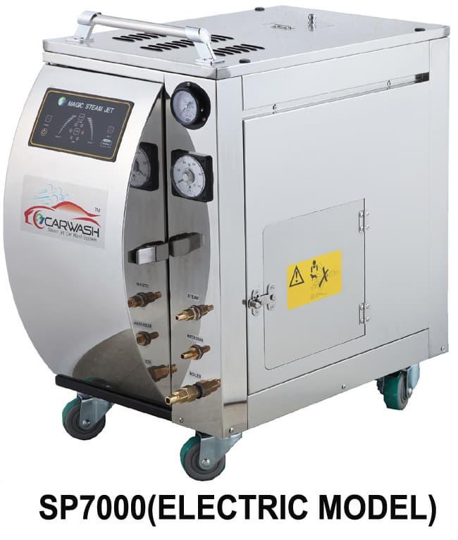 car steamer machine