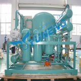 Mobile Transformer Oil Dehydration Plant