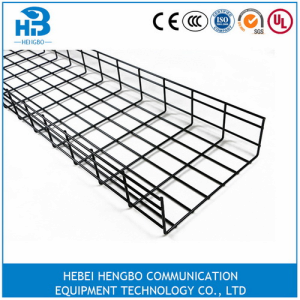 Wire mesh cable tray from Hebei Hengbo communication equipment ...
