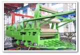 Pinch roll for papermaking machinery