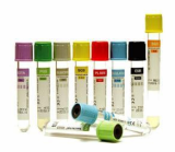 Blood-collection PET tubes