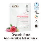 CHOBS Organic Rose Mask Pack