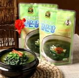 HAEGARDEN Semisulcospira libertina soup
