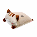 Korea Square Cute Cat Cushion