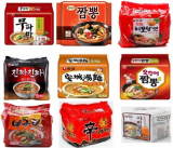 Korean Instant Noodle_Korean Ramen_
