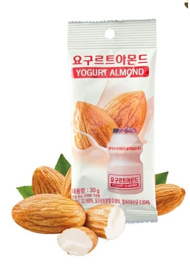 Honey Butter Almond Snack