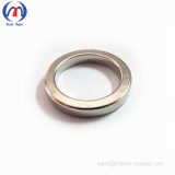 Ring Magnets with Nickel coating