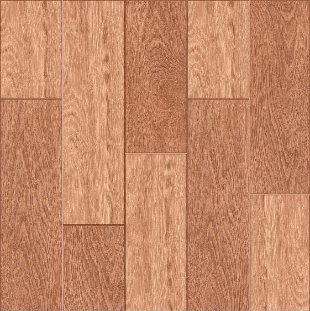 Wooden Wood Polished Porcelain Floor