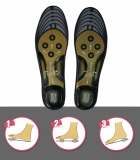 Air Walking pump Insole