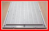 Dust guard 12cm 125x125x10mm radiator fan black filter net rosh