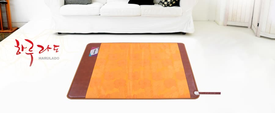 Electric_heated hot water mat