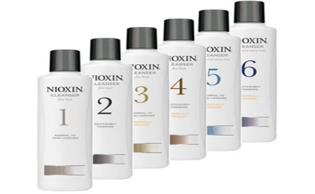 Nioxin System Cleaner Shampoo Hair Growth Tradekorea