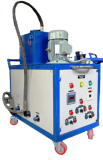 Centrifugal Filtration Machine for Lube_Gear Oil