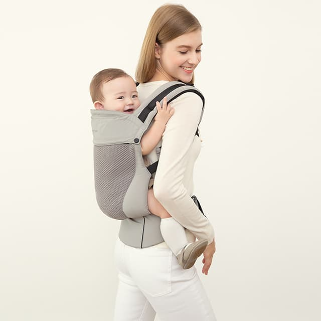 MerryTune Ultimate Mesh Portable Booster Seat Baby_Carrier