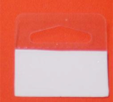 self-adhesive hang tab