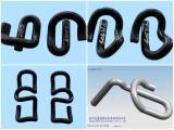 Rail clip/ Tension clamp/ E, R, SKL clip/ Pandrol clip/ Deenik clip