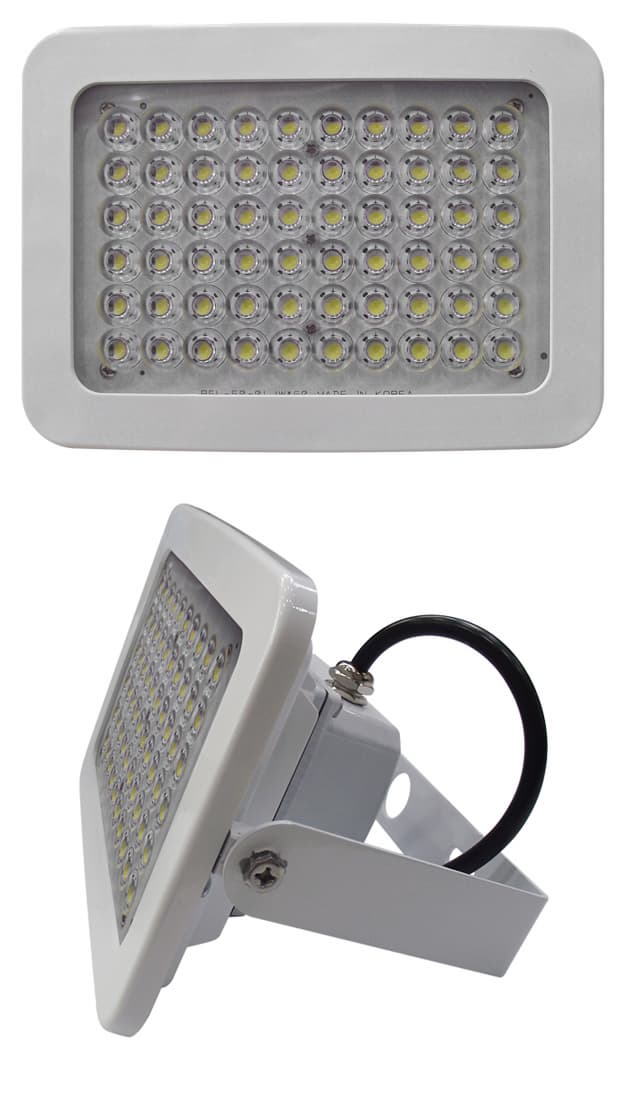 LED Flood Light 50W _Lens_