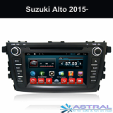 GPS Radio 2 Din Dvd Player for Car OEM Suzuki Alto 2015 2016