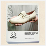 Female Shoe -V.W.M.S No.8003 White