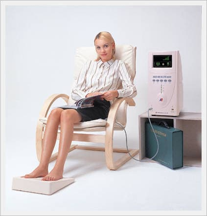 Blood Circulatory Help Machine
