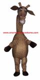 giraffe mascot costume/plush animal costumes