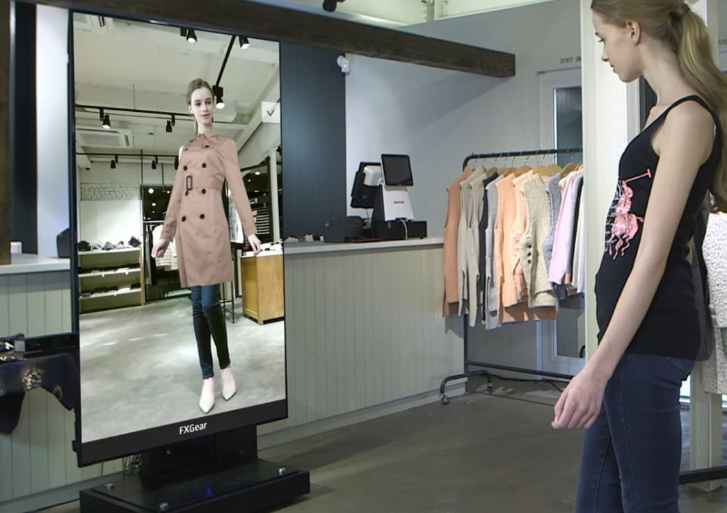 Virtual Fitting Tradekorea