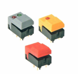 R SERIES ILLUMINATED PUSH SWITCHES