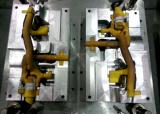 Auto parts low pressure casting mold