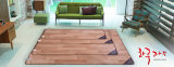 Electric_heating floor covering